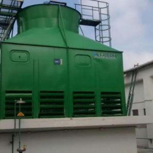 Torre de resfriamento manutenção