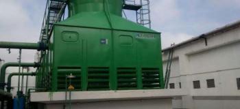 Torre de resfriamento para injetoras